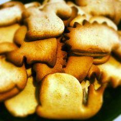 Día de galletas caseras