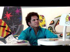 Romero Britto, Pop Artist (Miami, Florida)
