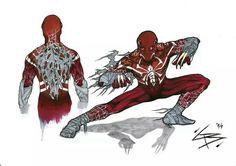 Spider Art, Spiderman Spider, Spider Verse, Amazing Spiderman, Comic Book Characters, Marvel Characters, Comic Character, Character Design, Marvel Comics