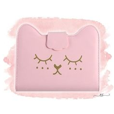 Planner binder A6/personal kat in pink/gold at TanyaBrittany shop