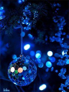 ~Blue Christmas Magic~