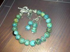 Multi Strand Bracelet, Fancy Agate Gemstones by Kathy Hansen /// 3rdRevolution