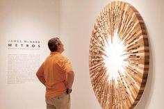 刺刺der~~James McNabb再挑戰木雕城市天際線 - ㄇㄞˋ點子靈感創意誌