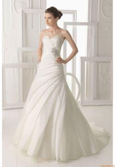 Vestidos de noiva Aire Barcelona 169 Oria 2014