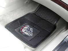 Gonzaga University 2-pc Vinyl Car Mat Set