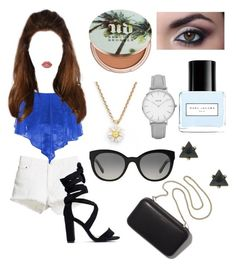 """""""Just An Outfit..."""" by sophiehill2209 on Polyvore featuring STELLA McCARTNEY, Lime Crime, Urban Decay, Kate Spade, Topshop, Burberry, Marc Jacobs and Clare V."""