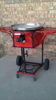 Discada grill