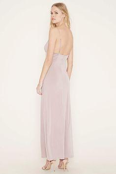Crisscross-Front Maxi Dress | Forever 21 - 2000204400