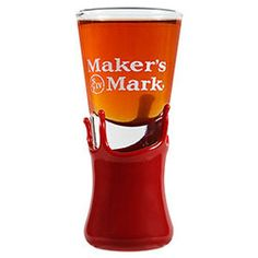 Fall makes me think of tailgating and my favorite drink is Maker's and Ginger!! This shot glass is great!  Spirit Shot Glass - Keeneland Shop #fallstars