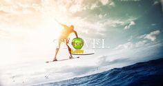 Travel What You Should Know For A Great Trip. You may be in the position of worrying about how to plan out your next trip properly. Know that your trip need not be stressful. The traveling tips in this Wakeboard Boats, Enjoy Your Vacation, Sup Surf, Water Photography, Digital Photography, Big Challenge, Big Waves, World Of Sports, Sunset Photos