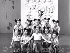 """""Mickey Mouse Club"""""