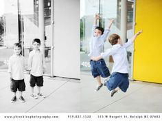 Fun photo ideas with your kids