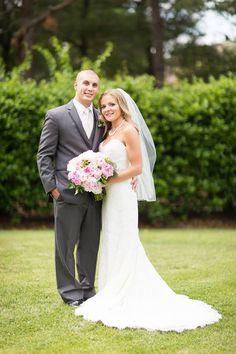 South Jersey Wedding Florist - Pocket Full of Posies Florist - Smithville Inn - Summer Wedding - Peonies - Garden Roses - New Jersey - South Jersey - Bride - Bridal - Flowers - Florist - Groom - Wedding