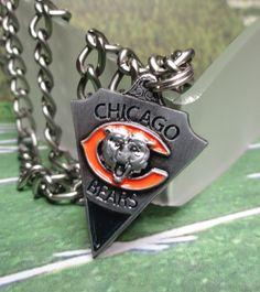 Mens NFL Customizable Necklace by joolrylane on Etsy, $28.00