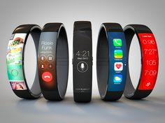iWatch: Apple's Rumored Smartwatch to Release Next Year?