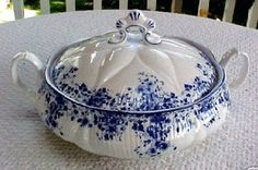 Royal Albert Dainty Blue China