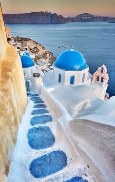 Been Here, starred at this view.  Santorini, Greece
