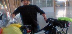 Giro del mondo in bici: l'avventura del cinese che passò da Brindisi. Di Marco Greco   Brundisium.net – Brindisi