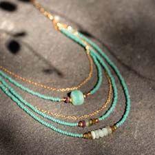 Necklaces - Cottonwood Necklace