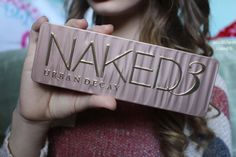 urban decay naked 3 palette. ♡