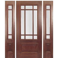Therma Tru 8 0 Quot Fiber Classic Oak Collection Fiberglass