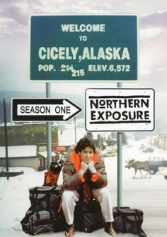 Dr. Joel Fleischman ~ Northern Exposure ~     I love this show!  It was so quirky and so well written!