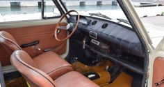 1968 Fiat 850  - 850 Special with Roulotte