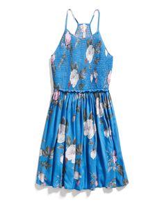 Stitch Fix Spring Resort Wear: Printed Floral Dress