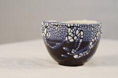Wheel Thrown Pottery Modern Decorative by NancyMarengerPottery, $29.47