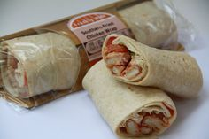 Need #lunch on the go? Our #SouthernFriedChickenWrap will keep you going all day!http://bit.ly/1FYSacM