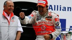 Alonso, nuevo piloto de McLaren en sustitución de Jenson Button