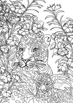 Coloriage Anti Stress à Imprimer à colorier - Dessin à imprimer
