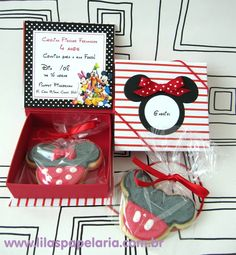 Invitation - Mickey & Minnie Party
