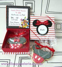 Invitation - Mickey & Minnie Party