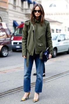 #streetstyle #style #fashion #streetfashion #army #green #olive