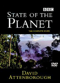 State of the Planet is a three-part environmental documentary series, made by the BBC Natural History Unit, transmitted in November 2000. It is written and presented by David Attenborough, and produced by Rupert Barrington. It includes interviews with many leading scientists, such as Edward O. Wilson and Jared Diamond. Each of the programmes attempts to find answers to the potential ecological crisis that threatens the Earth.