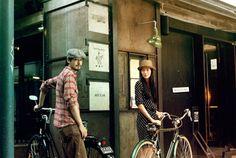 bikes and hats