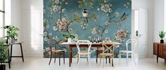 Blossom – Inrichten met fotobehang – Photowall