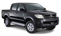 Toyota Hilux Doble Cabina: Doble hilera de asientos y espacio de carga ...