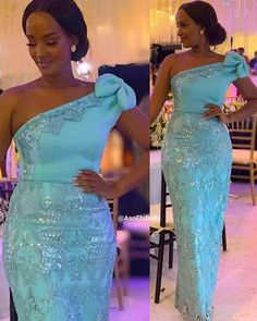 71 Collection Of - Beautiful Aso Ebi Style Lace & African Print For December 2019 - Fashion Latest African Fashion Dresses, African Dresses For Women, African Print Dresses, African Attire, Ankara Fashion, Fashion Outfits, Style Fashion, Nigerian Lace Styles, African Lace Styles