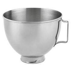 This $49.99 4.5 qt bowl with handle fits my mixer k45ss.