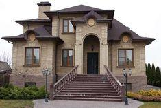 Красивые дома и фасады, фото