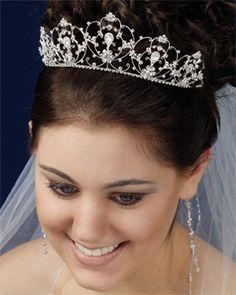 Bridal Veil Co - Style 21152  http://www.bestbridalprices.com/the-bridal-veil-co-tiara-style-21152-p42972
