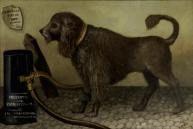"""H. Rebele, """"Bob, the Vigilant Fire Company's Dog"""" (1863)"""