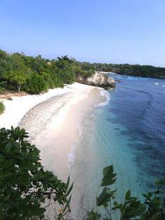 Nusa Lembongan Mushroom Beach @ Bali,Indonesia