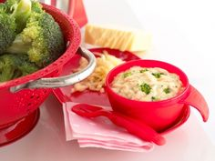 Weaning Recipe - Salmon, Broccoli & Cheese Sauce