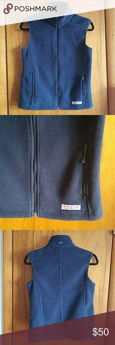 Vineyard vines fleece vest Great condition worn 5 times max Vineyard Vines Jackets & Coats Vests