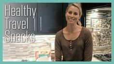 Niki Taylor shares her favorite travel snacks. What are some of your favorite on the go snacks?