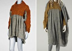 Malcolm Mclaren and Vivienne westwood  'Nostalgia of mud Collection Autumn Winter 1982-83'