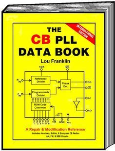The CB PLL Data Book for CB Radios